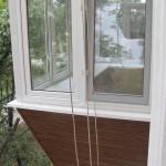 Застеклённые балконы