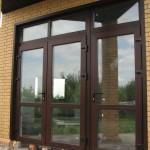 двери входные ламинированые